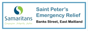 Saint Peter's Emergency Relief Logo 3-14