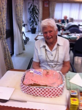 Mavis' 94th Birthday 012
