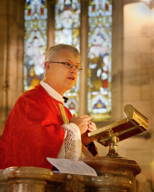Listen to Bishop Peter's Homily from our Patronal Festival