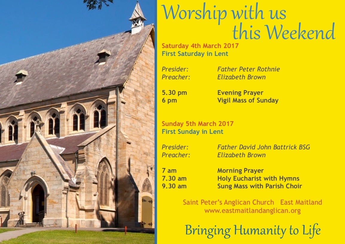 2017-03-05-weekend-services