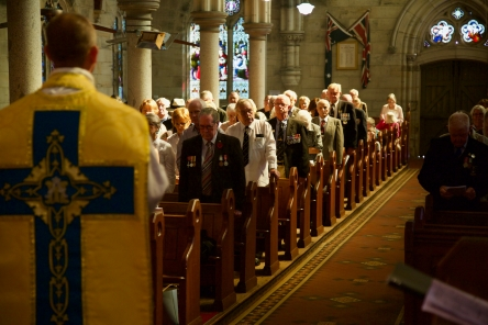 2017-04 ANZAC Church Service 1