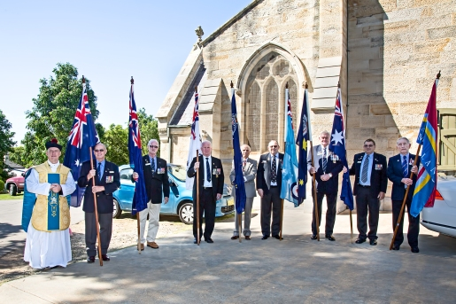 2017-04 ANZAC Church Service 2