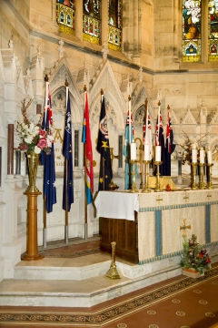 2017-04 ANZAC Church Service 7