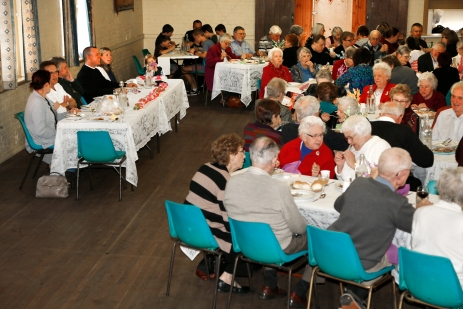 2017-05 Mission Lunch with Fr John Deane 9