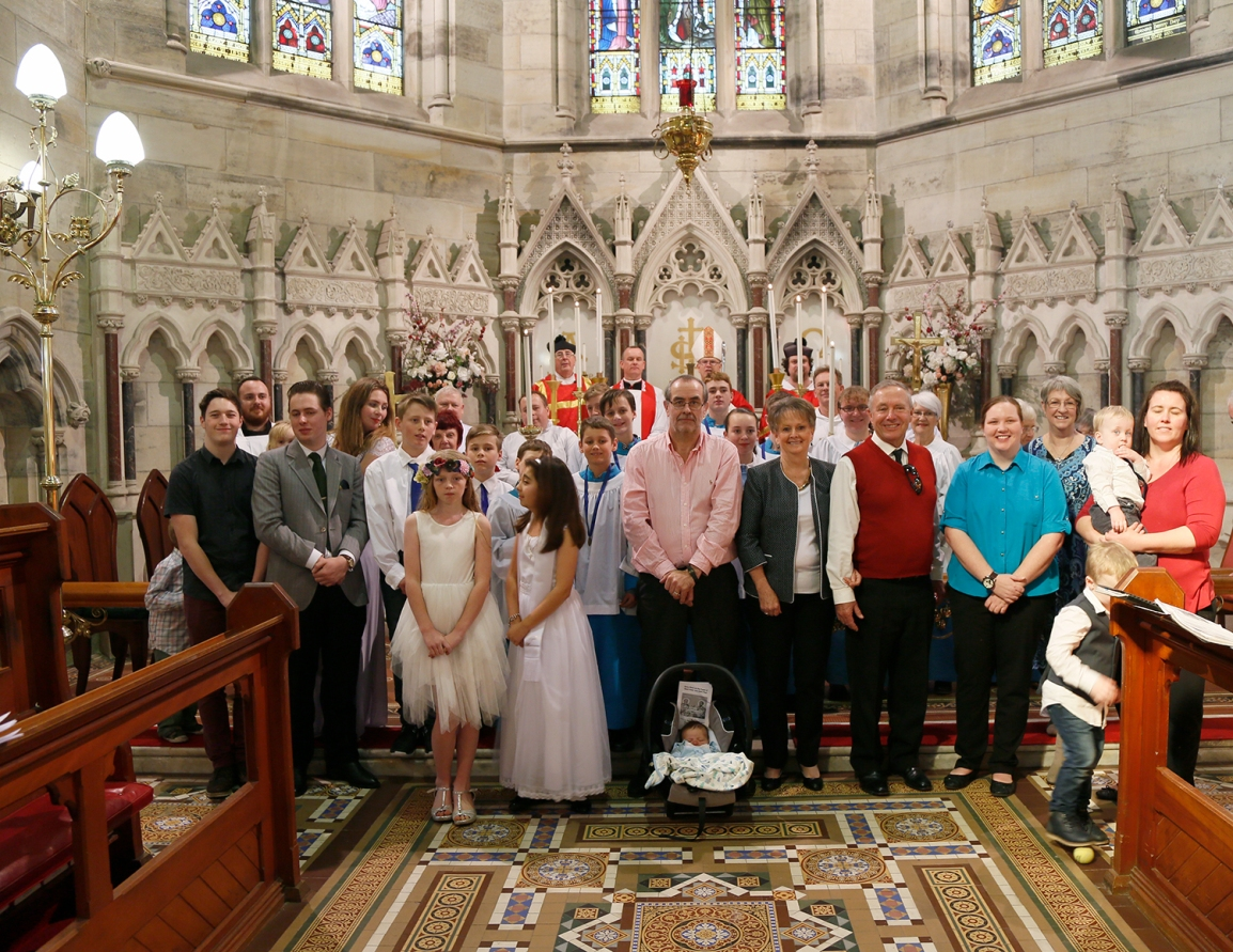 Photos from the Patronal Festival now on our Website