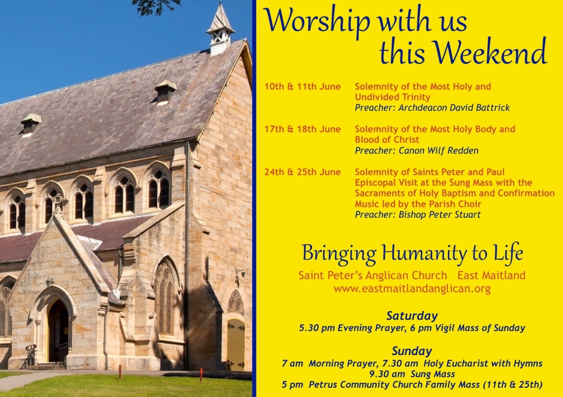 2017-06 Weekend Services