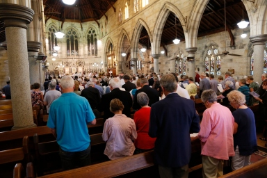 2017-11-25 Synod Mass at St Peter's 23