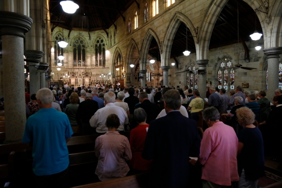 2017-11-25 Synod Mass at St Peter's 5