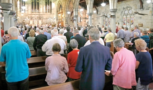 2017-11-25 Synod Mass at St Peter's 9