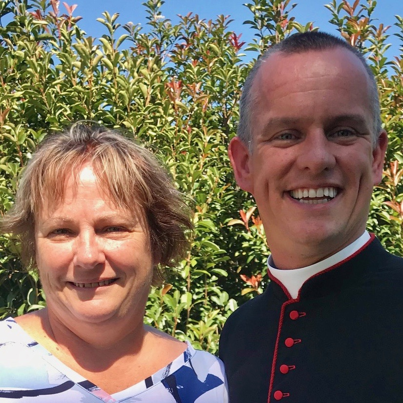 Beth Wood to be Father David's Church Warden