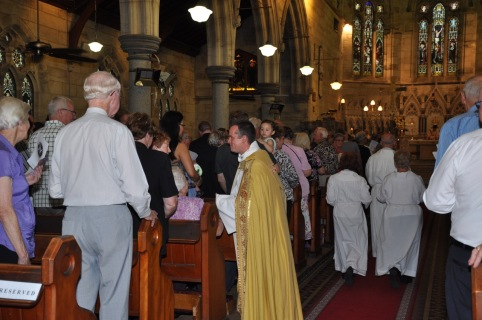 2012-11 Commissioning of Fr David 130