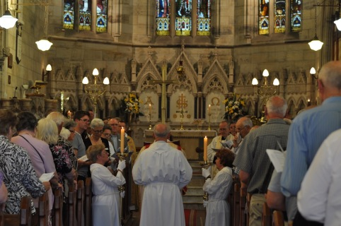 2012-11 Commissioning of Fr David 132