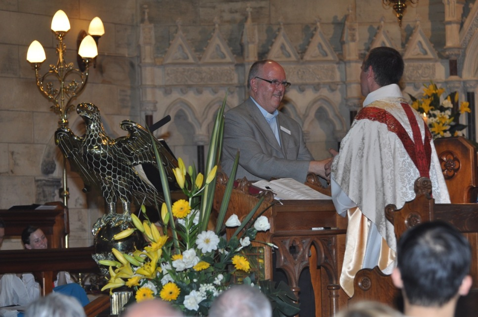 2012-11 Commissioning of Fr David 145