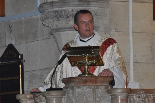 2012-11 Commissioning of Fr David 203