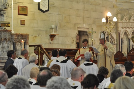 2012-11 Commissioning of Fr David 206