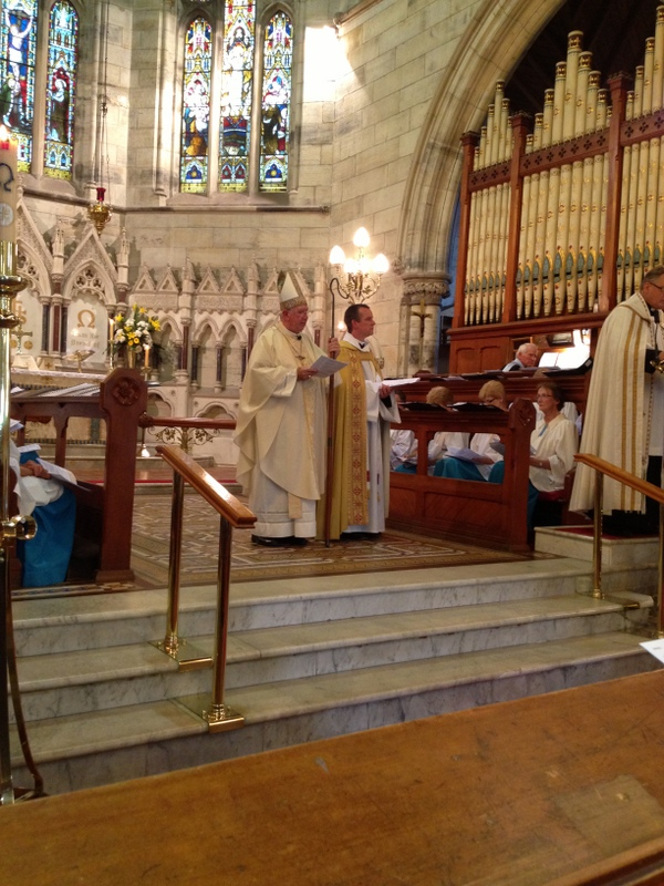 2012-11 Commissioning of Fr David 210