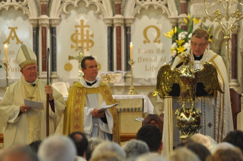 2012-11 Commissioning of Fr David 218
