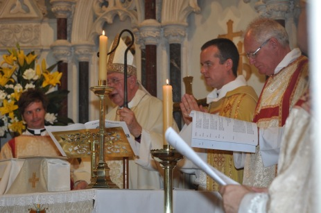 2012-11 Commissioning of Fr David 221