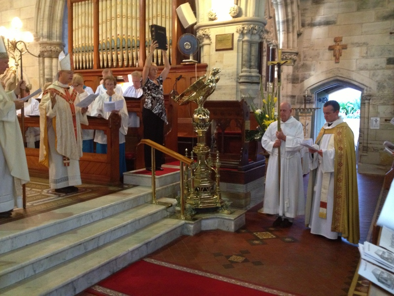 2012-11 Commissioning of Fr David 232