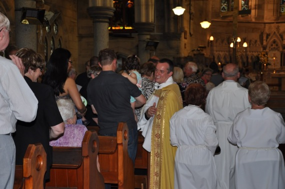 2012-11 Commissioning of Fr David 240