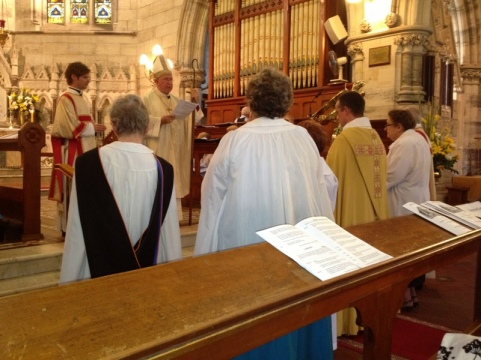 2012-11 Commissioning of Fr David 241