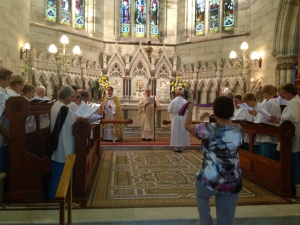 2012-11 Commissioning of Fr David 246