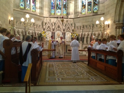 2012-11 Commissioning of Fr David 249