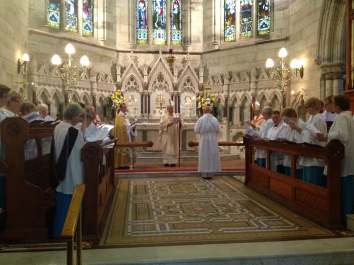 2012-11 Commissioning of Fr David 250