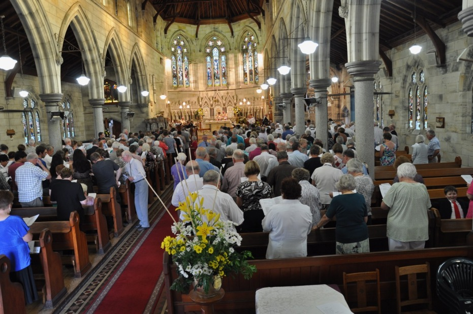 2012-11 Commissioning of Fr David 3