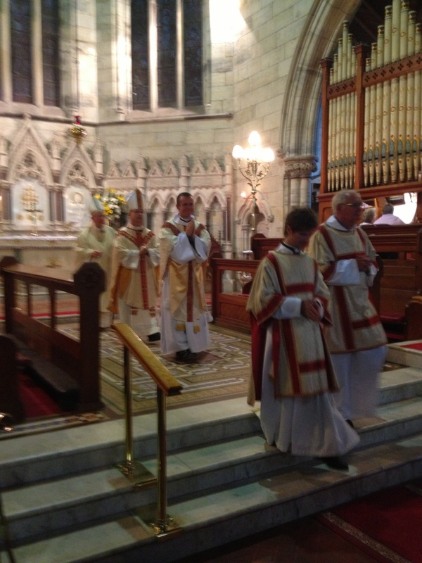 2012-11 Commissioning of Fr David 301