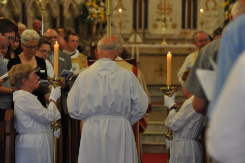2012-11 Commissioning of Fr David 302