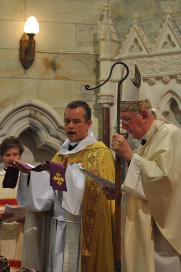 2012-11 Commissioning of Fr David 303