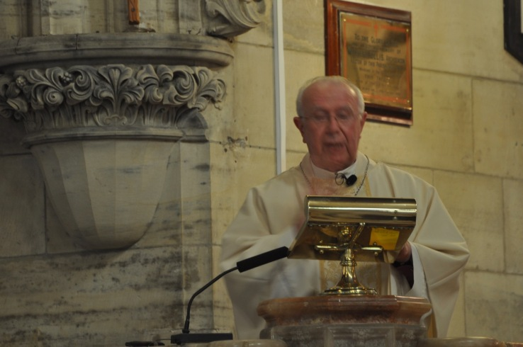 2012-11 Commissioning of Fr David 316