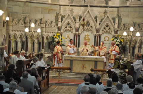 2012-11 Commissioning of Fr David 40