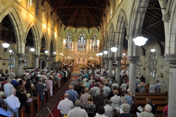 2012-11 Commissioning of Fr David 8