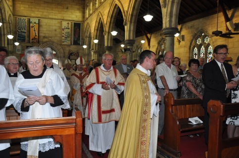 2012-11 Commissioning of Fr David 80