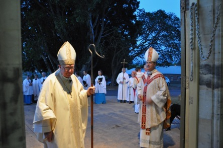 2012-11 Commissioning of Fr David 81
