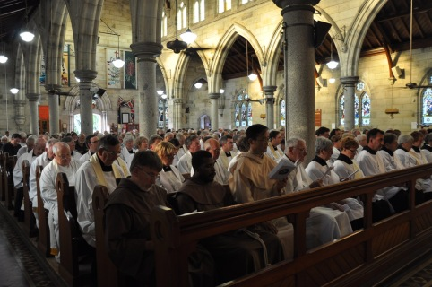 2012-11 Commissioning of Fr David 96
