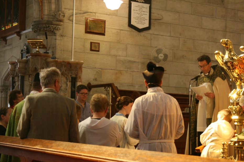 2014 Commissioning of Elizabeth Brown 10