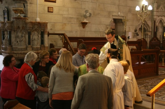 2014 Commissioning of Elizabeth Brown 12