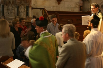 2014 Commissioning of Elizabeth Brown 16