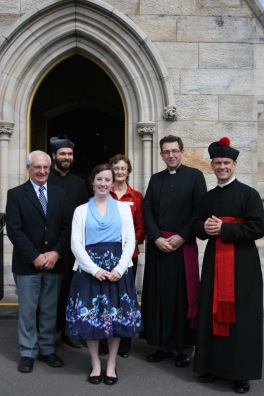 2014 Commissioning of Elizabeth Brown 22