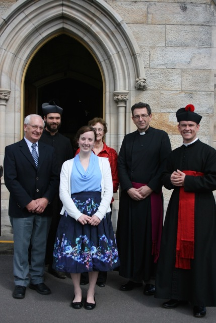 2014 Commissioning of Elizabeth Brown 23