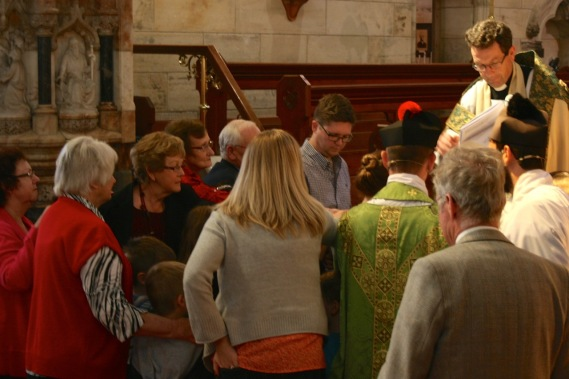 2014 Commissioning of Elizabeth Brown 4