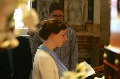2014 Commissioning of Elizabeth Brown 5