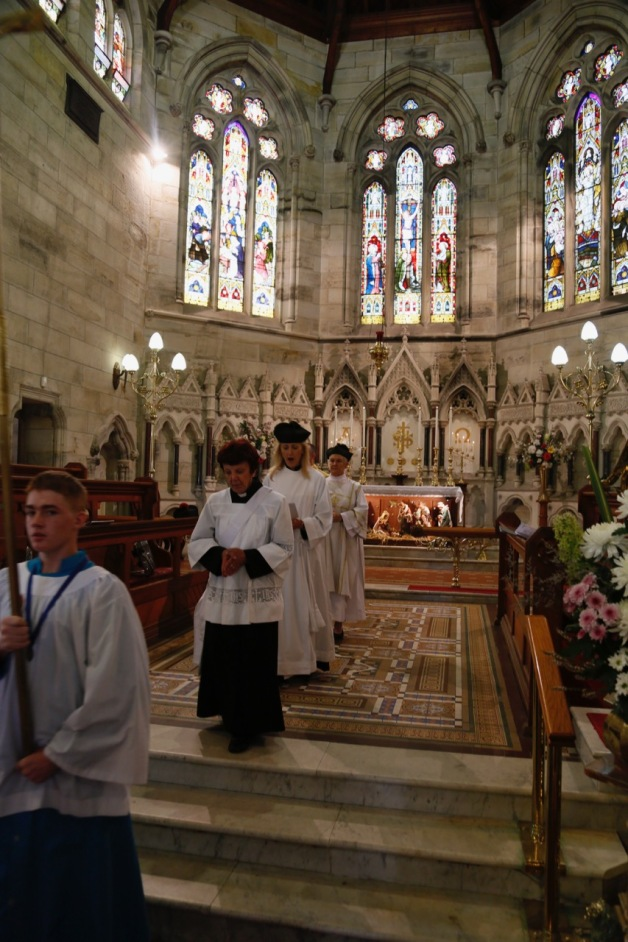 2018 Commissioning of Angela Peverell 11