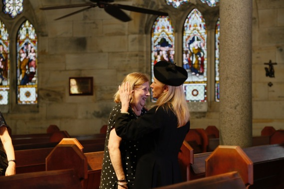 2018 Commissioning of Angela Peverell 13