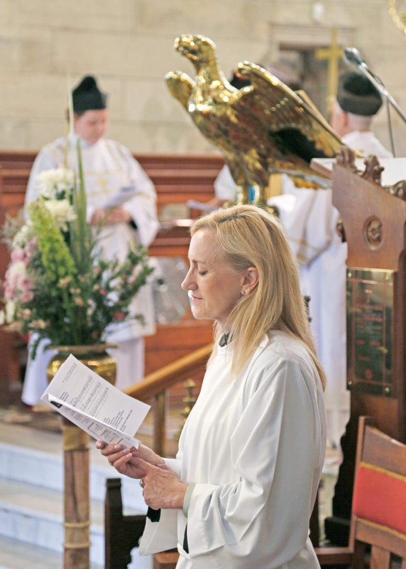 2018 Commissioning of Angela Peverell 17