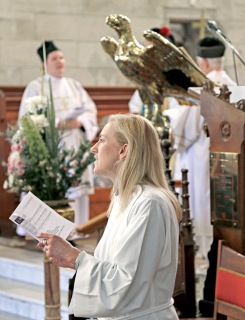 2018 Commissioning of Angela Peverell 18