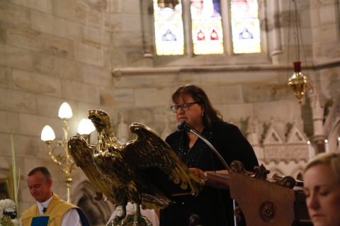 2018 Commissioning of Angela Peverell 2